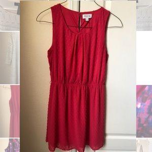 Elle pink dress size 12